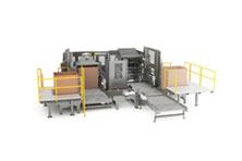 Automatic Gaylord Dumping System 360 View