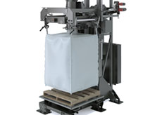 Bulk Bag Filler with Hang-weigh Scale System