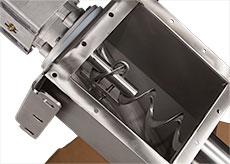 Flexible Screw Conveyor Drive Shaft Clamp