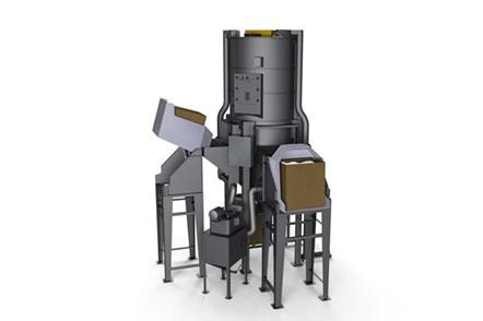 Bulk Material Mixing System