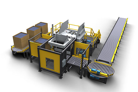 Container Dumping System