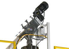 Flexible Screw Conveyor with Helical Inline Gear Motor