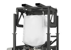 Standard Forklift Bag Hanger