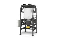 Fork Lift Loading Bulk Bag Discharger