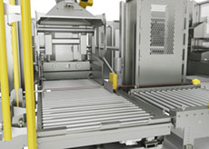 Infeed Conveyor-Loading Carriage