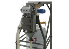 Bulk Bag Discharger Dust Collection System