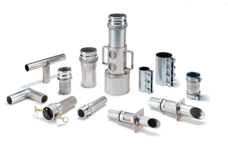 Storage silo parts and accessories