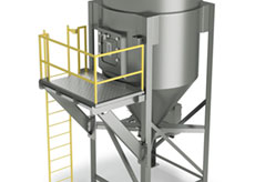 Top Loading Mixer Access Door