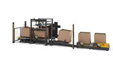 Bulk Material Box Filling System 360 View