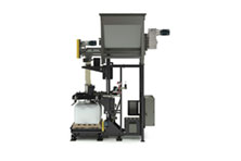 Automatic Bulk Bag Filling System 360 View