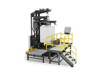 Automatic FIBC Filling System 360 View