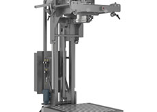 FIBC Filler with Powered Height Adjustment