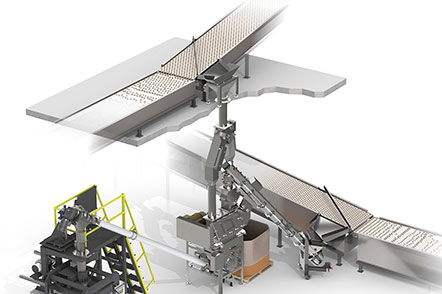 Bulk Product Recovery System