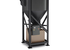 Top Loading Bulk Material Mixer Control Panel